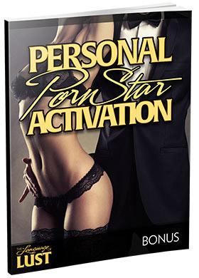 Personal Pornstar Activation