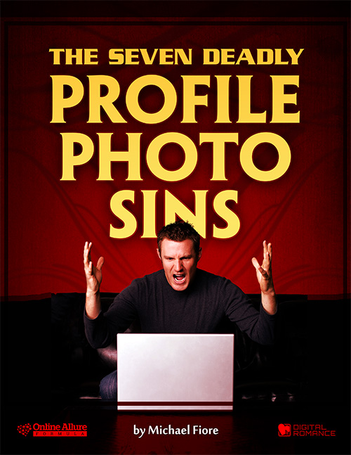 Seven Deadly Profile Photo Sins