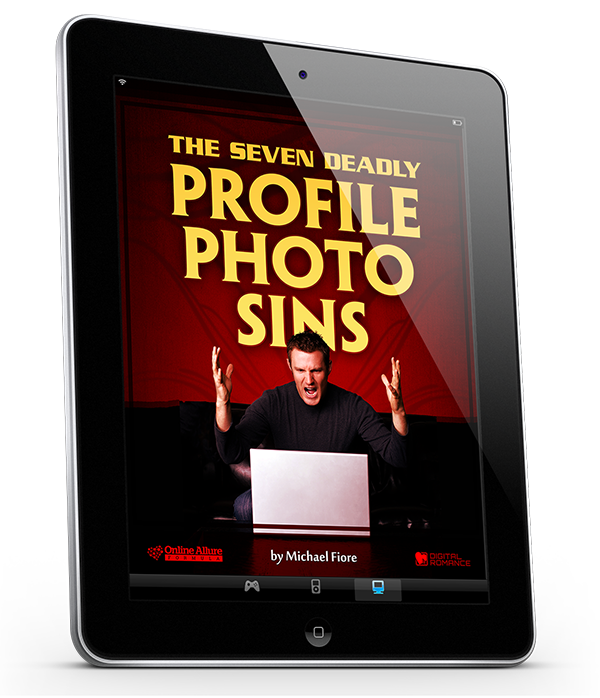 Seven Deadly Profile Photo Sins